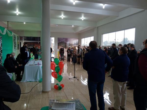 Apresentação e lançamento do projeto ocorreu na manhã desta quarta-feira, 01 de julho, em Vista Gaúcha. (Foto: Jonas Martins)
